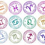 Los signos zodiacales y sus símbolos